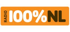 100% NL | Live en online naar de radio stream luisteren