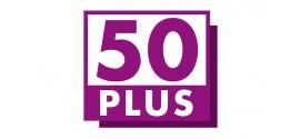 50 plus radio | Live en online naar de stream luisteren