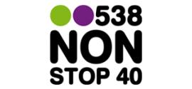 Radio 538 Nonstop 40 | Live en online naar de stream luisteren