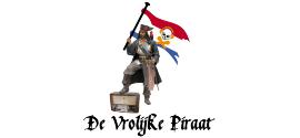 De vrolijke piraat | Live en online naar de stream luisteren
