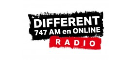 Different Radio 747 AM | Live en online naar de stream luisteren