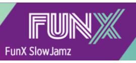 Funx Slow Jamz | Live en online naar de stream luisteren
