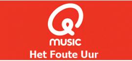 Het foute uur van q-music | Live en online naar de stream luisteren