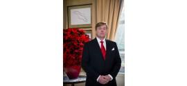 kersttoespraak koning Willem Alexander - 2018 | Live en online naar de stream luisteren