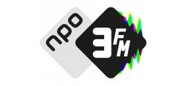 Radio 3fm  | Live en online naar de stream luisteren