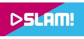 Slam FM | Live en online naar de stream luisteren