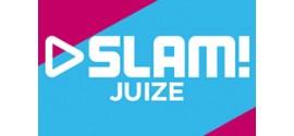 SLAM! Juize | Live en online naar de stream luisteren