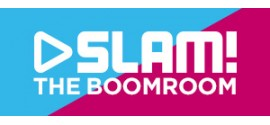 The Boom Room Radio - Slam FM | Live en online naar de stream luisteren
