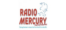Radio Mercury Remembered  | Listen online to the live stream