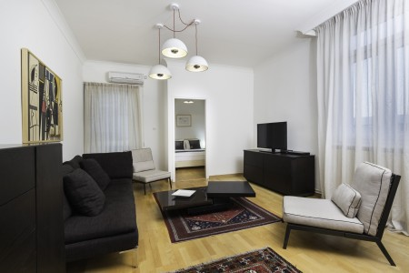Four Bedroom Apartment Rakoč A35 Belgrade Center