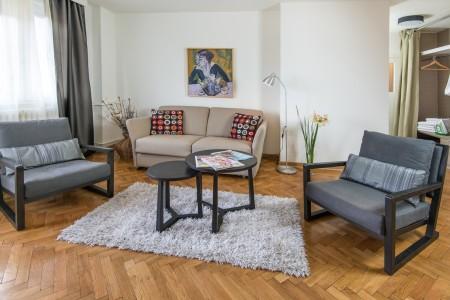 Dvosoban Apartman Rakoč A6 Beograd Centar