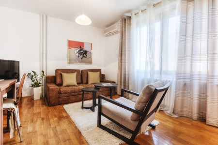 Two Bedroom Apartment Rakoč A7 Belgrade Center