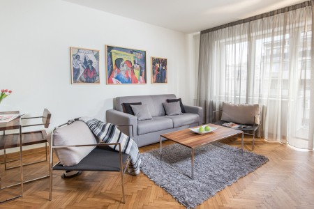 Two Bedroom Apartment Rakoč A30 Belgrade Savski Venac