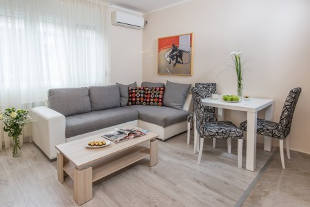 One Bedroom Apartment Rakoč A31 Belgrade Center