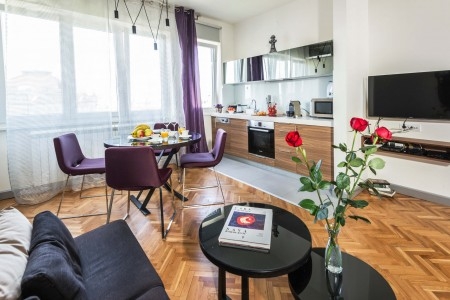 Three-bedroom Rakoc Apartment A11 Belgrade Center