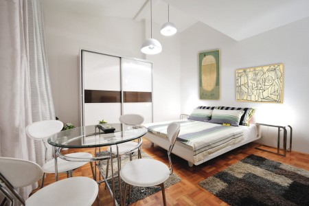 Studio Rakoč Apartman A15 Beograd Centar