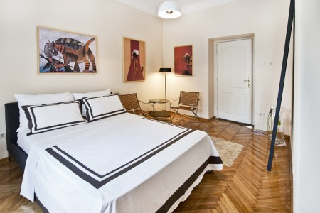 Two-bedroom Rakoc Apartment A17 Belgrade Center