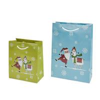 Papiertragetasche Weihnachtsmann Deluxe