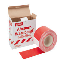 "Absperrband ""robust"", 500 m"