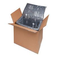 Thermobox mit Baumwolleinsatz terra