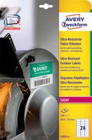 Ultra-Resistente Folien-Etiketten