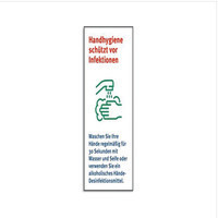 """Gebotsschild """"Handhygiene schützt vor Infektionen"""""""