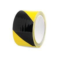 Warn-Markierungsband (PVC), selbstklebend, Premium