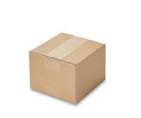 Wellpapp-Faltkartons ECONOMY, Länge bis 199 mm