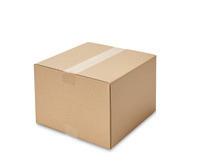 Wellpapp-Faltkartons ECONOMY, Länge 200 bis 299 mm