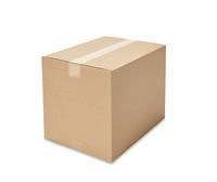 Wellpapp-Faltkartons ECONOMY, Länge 350 bis 399 mm