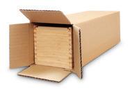 Versandkartons für Holzkassetten