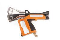 Schrumpfpistole und Gasflaschenwagen