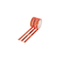 SK-Warnband (PVC), 19 mm Rollenbreite