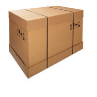 Exportbehälter ohne Palette