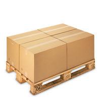 Palettencontainer, 1185 x 780 x 1070 mm, Palettenmaß 1 Euro, 2-wellig
