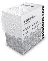 NOVUS® Luftkammermatten im Spendekarton