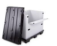 Kunststoff-Faltbox