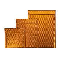 Luftpolster-Geschenktasche orange