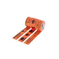 SK-Warnband (PVC), 50 mm Rollenbreite