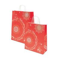 Papiertragetasche, Weihnachtstraum
