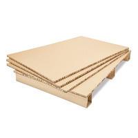 Spar-Sets Wabenplatten-Palette terra mit Zwischenlagen