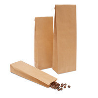 Blockbodenbeutel Papier