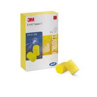 Ohrstöpsel 3M™ E-A-R™ Classic II™, SNR 28 dB(A), 250er Pack à 5 Paar
