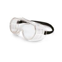 Vollsichtbrille belüftet, EN 166