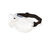 Vollsichtbrille indirekt belüftet, Antibeschlag, EN 166