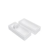 Flaschenversandbox, Styropor®