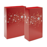 Flaschen-Geschenkkarton, Christmas Dream
