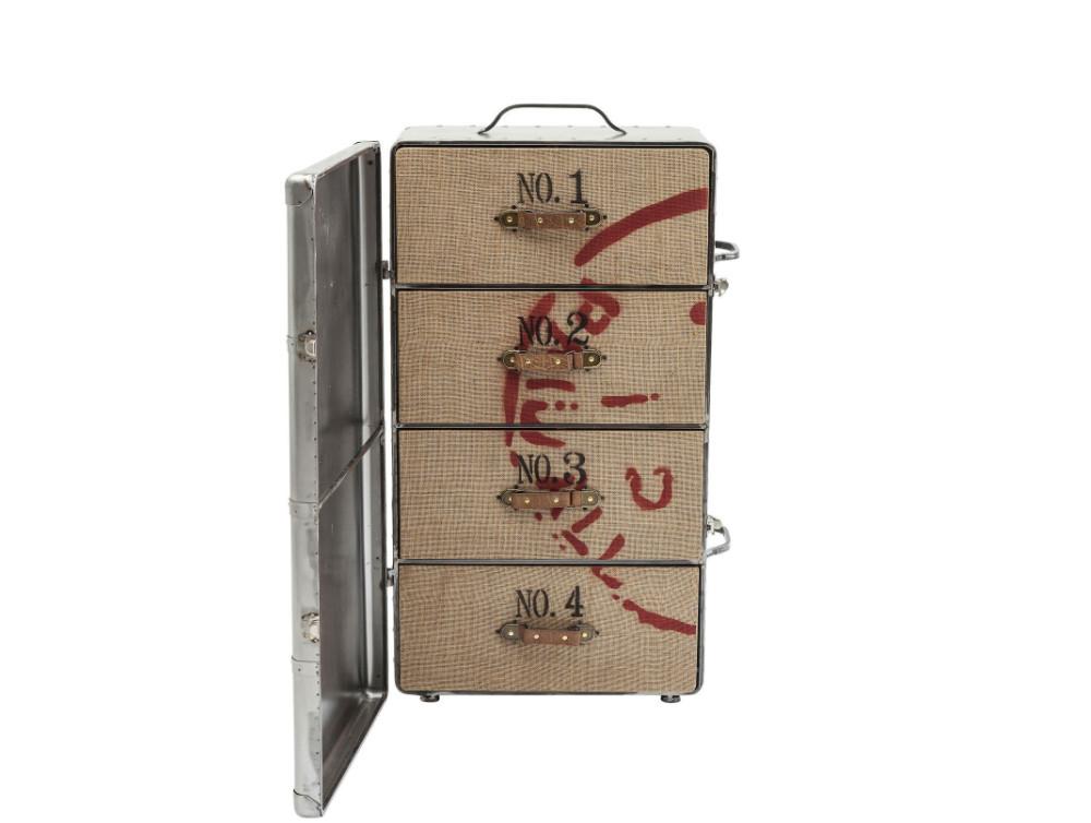 Schrankkoffer Suitcase