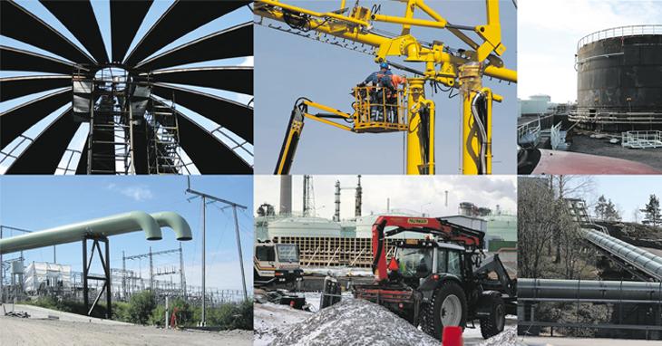 Petrox tarjoaa yksilölliset ratkaisut teollisuuden alan yritysten vaativiin tarpeisiin