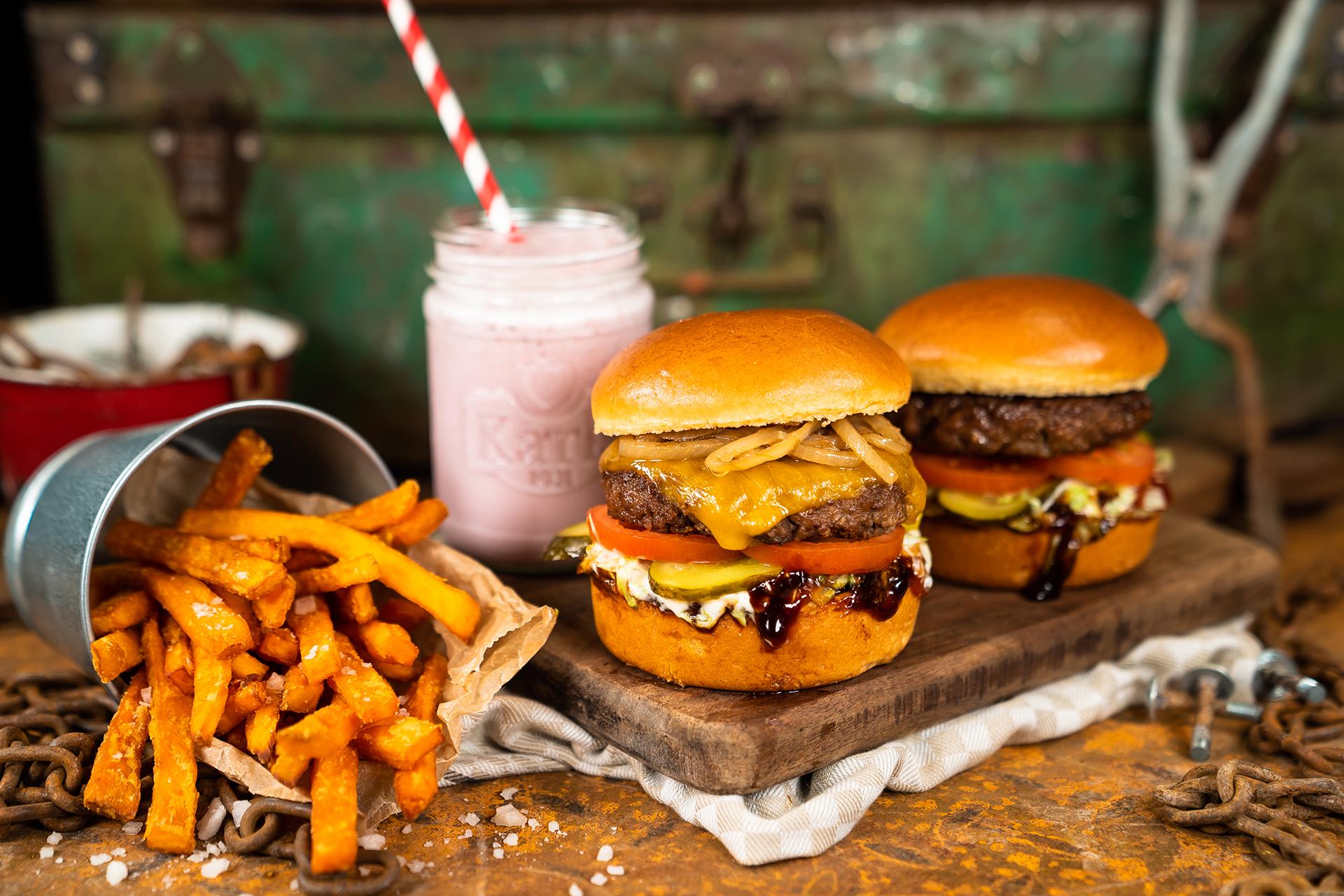 Burger Menü, Rövershagen